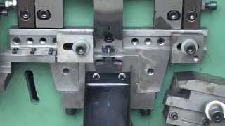 Hose Clamping Forming Machine(with Function Of Punching Hole)
