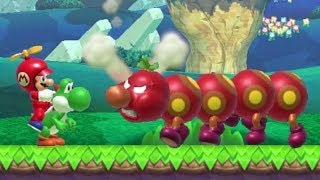 Super Mario Maker - 100 Mario Challenge #208 (Expert Difficulty)
