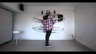 Jabba Surfboard Racks
