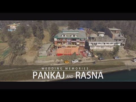 Pankaj & Rasna||Wedding Highlights||