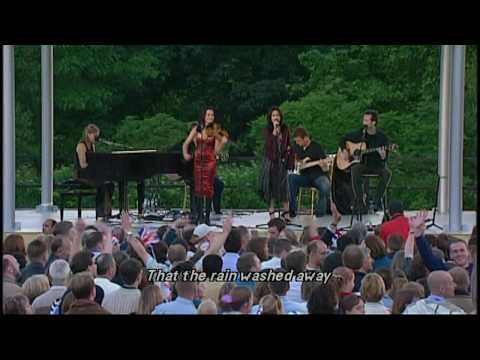 The Corrs - The long and winding road HD (Live at PARTY AT THE PALACE)