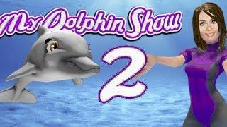 Игра Шоу дельфина в дельфинарии 2 - прохождение