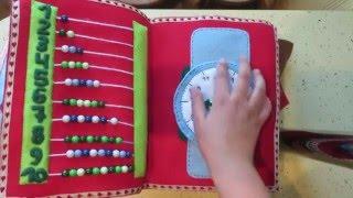 Cómo hacer un libro de tela para niños: información y consejos.