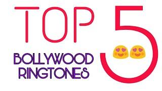 Top 5 Romantic Bollywood Ringtones || 2018 😍😍