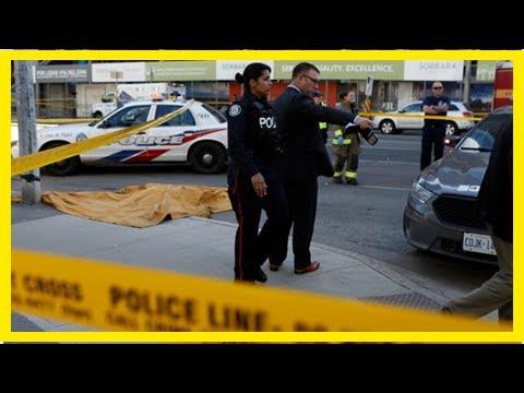 Breaking News | Suspects in Toronto van attack identified - CBC TV