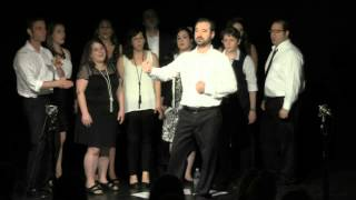 Sharm el Sheikh (Ron Eliran) - Makela Jewish A Cappella  2014 Friends and Family Concert