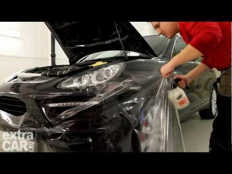 видео: Антигравийная пленка Suntek PPF на автомобиль.Обучение. Детейлинг центр. Willson silane guard