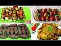 4اكلات لعزومات رمضان وافكار حلوه هتبهر ضيوفك