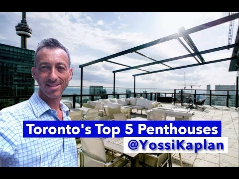 Toronto's Top 5 Penthouses For Sale | #121