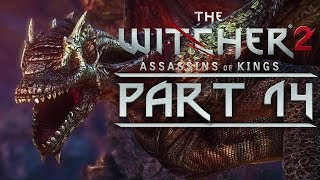 The Witcher 2: Assassins of Kings - Part  14 - The DRAGON Of Vergen!! (Playthrough) - 1080P 60FPS