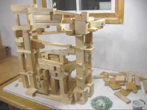 Marble Run Toy Blocks Youtube