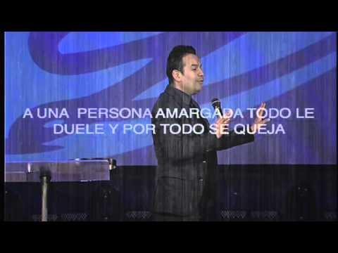 """""""Como Ser Libre de la Amargura y la Falta de Perdon"""" - David Scarpeta - Grace Español"""