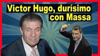 VHM no le perdona a Massa sus declaraciones sobre Nisman