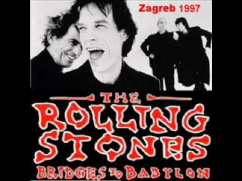 The Rolling Stones Zagreb 98