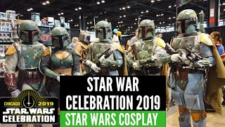 Star Wars Celebration Chicago 2019 Cosplay Highlights - Paradox Nerd Vlog Ep 2
