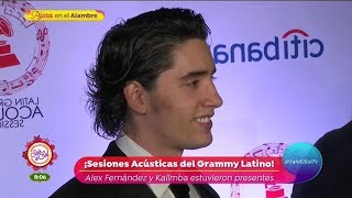 ¿Alex Fernández a dueto con Ángela Aguilar? | Sale el Sol