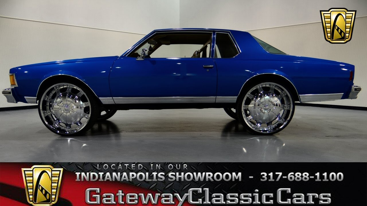 Cars For Sale Indianapolis >> 1977 Chevrolet Caprice Classic - Gateway Classic Cars Indianapolis - 256 NDY - YouTube