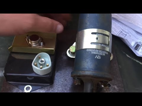 Chrysler Electronic Ignition For Onan NB Engine Gravely 430 Part 1 by rw3dog
