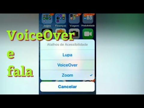 IOS, VoiceOver e fala, critica video 2de3