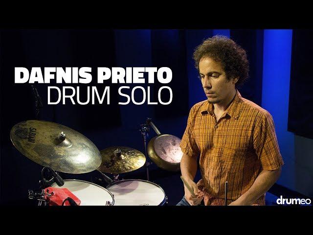Dafnis Prieto Drum Solo - Drumeo
