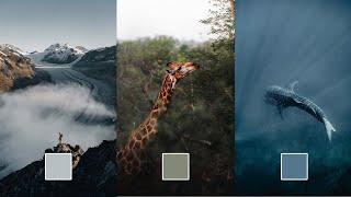 Soft Faded GREEN/BLUE Look Like @sjoerdbracke. Lightroom Editing Tutorial For Instagram Presets screenshot 2