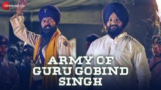 Army Of Guru Gobind Singh Official Music | Amandeep Rehal Feat. Lakhvir Lakhi
