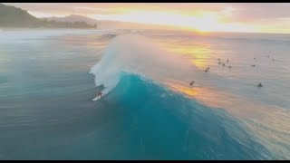 The ultimate drone videos of surfing 2016