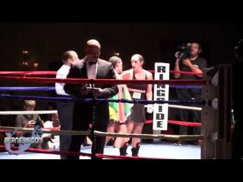 Jennifer Bolivian Queen Salinas vs Karen Dulin Rounds 5-6, Oct 13 2012