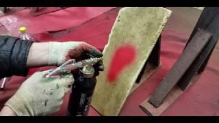 Raptor покраска, специальный пистолет для покраски cмотреть видео онлайн бесплатно в высоком качестве - HDVIDEO