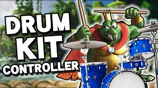I Play Smash Bros. Ultimate with a Drum Kit