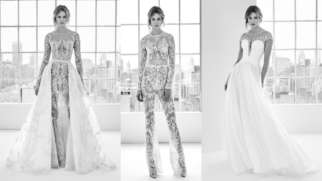 ZUHAIR MURAD SPRING 2018 BRIDAL COLLECTION FOR AN UNFORGETABLE ...
