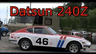 Datsun 240Z- Old Classic car