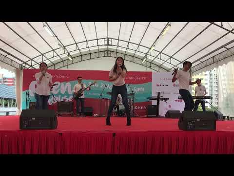 Temasek Polytechnic Open House 2018 Lovely Misfits