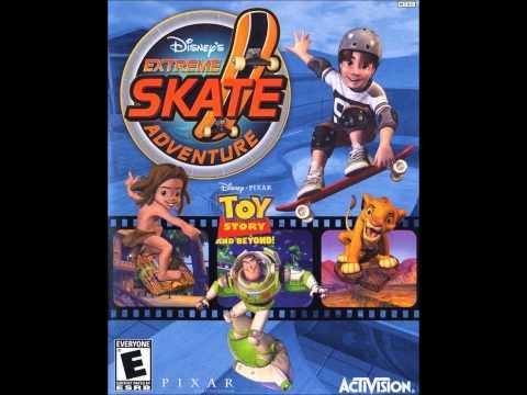 Disney Extreme Skate Adventure Perfect Kinda Day Lisa W.