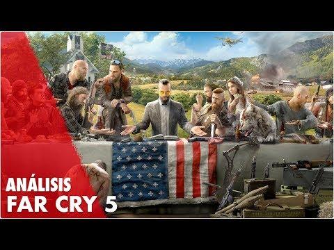 FAR CRY 5 - Análisis / Review - Jota Delgado