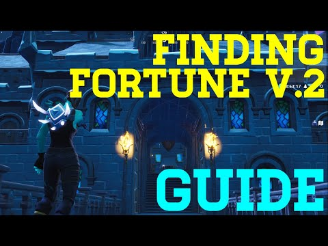 How To Complete Finding Fortune V.2 By G_Schway - Fortnite Creative Guide