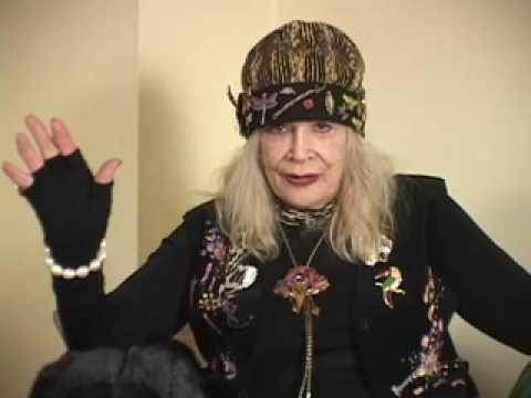 Sylvia Miles - Andy Warhol Joe Dallesandro Nico and a Falcon