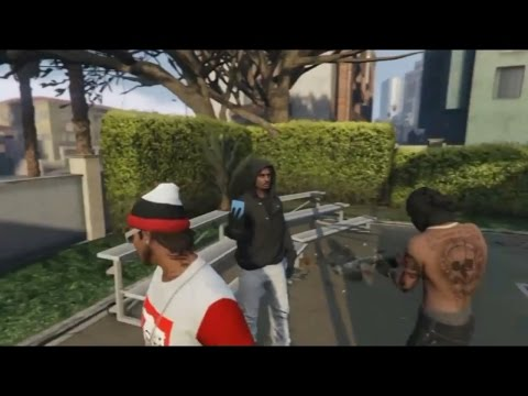 GTA V-The Lil Marc Story