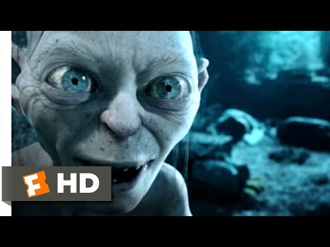 Thumbnail: Sneaky Little Hobbitses - The Lord of the Rings: The Two Towers (5/9) Movie CLIP (2002) HD