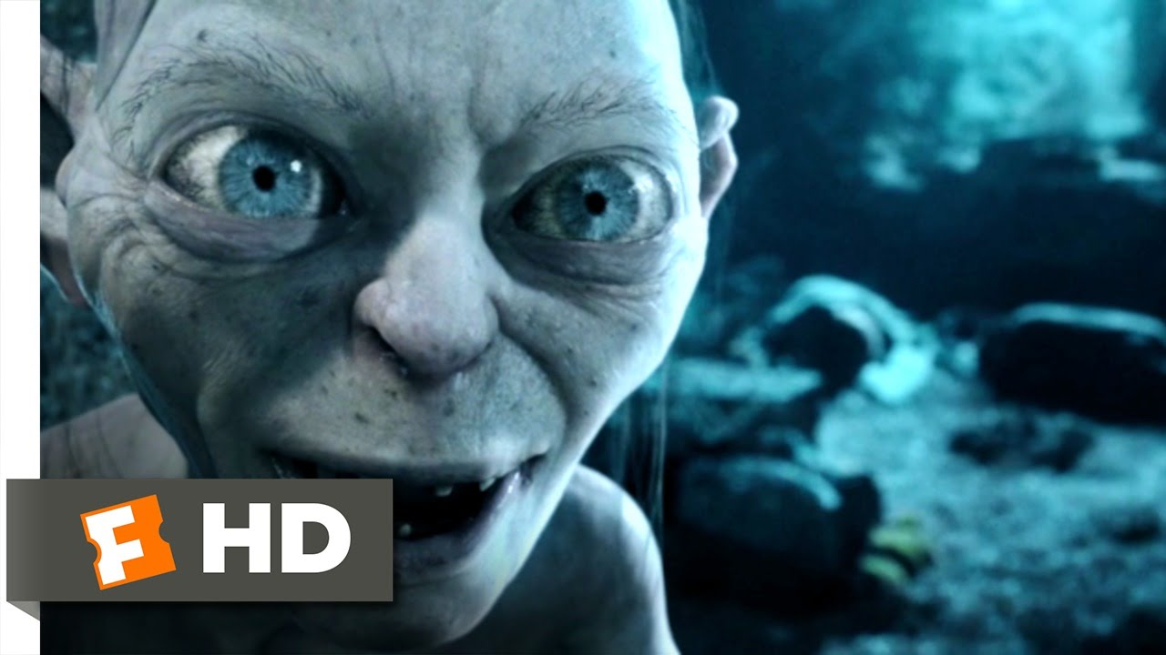 The Little Creature On Lord Of The Rings