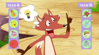 Eena Meena Deeka  Die TV Spielshow  Cartoons Für Kinder  WildBrain