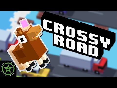 Rage Quit - Crossy Road
