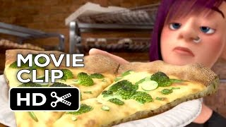 Inside Out Movie Clip - You've Ruined Pizza (2015) - Pixar Animated Comedy Hd