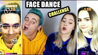 FACE DANCE CHALLENGE ll Just Siblings!