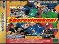 Shoreviewken! Marvel Super Heroes Vs. Street Fighter (Sega Saturn)