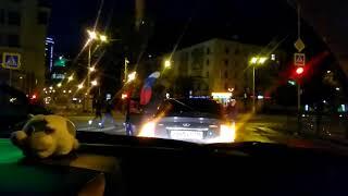 В Екатеринбурге уже вовсю отмечают победу России