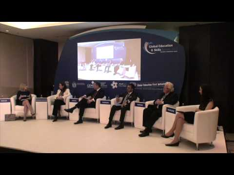 GESF 2014 Panel Discussion: Higher education and new solutions for student debt