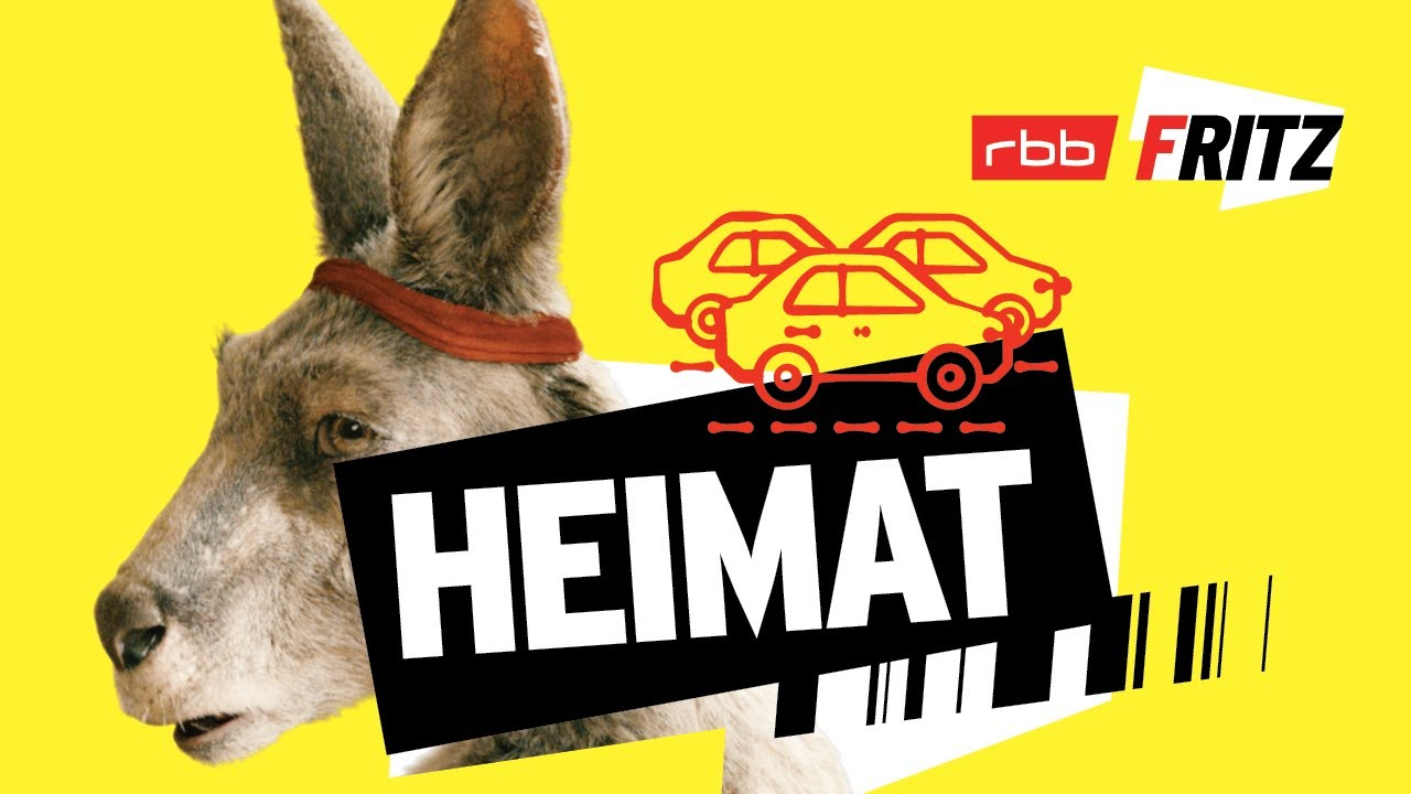 Heimat | Neues vom Känguru reloaded | Marc-Uwe Kling | Känguru-Chroniken-Storys