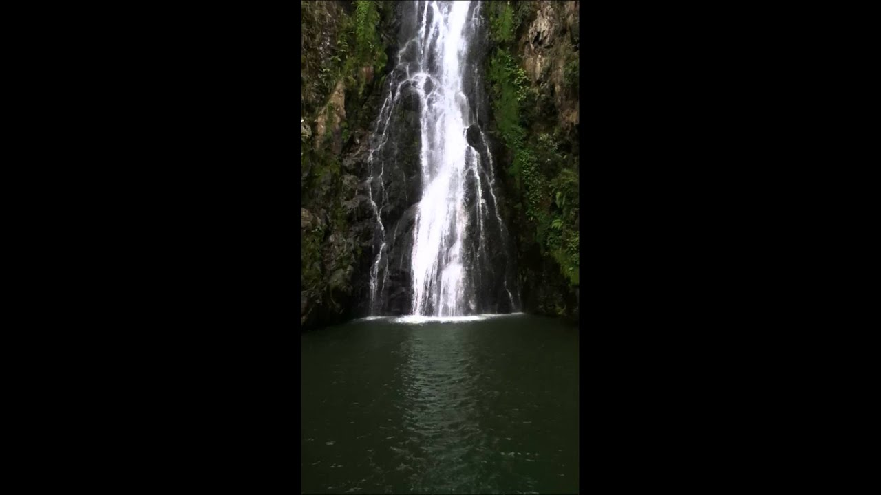 Salto De Aguas Blancas Constanza Republica Dominicana Youtube
