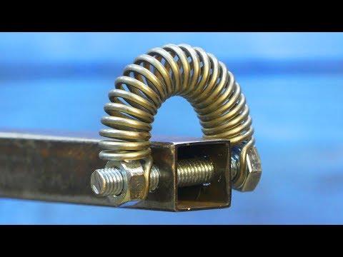 Идея на МИЛЛИОН из профильной трубы! На 100% рабочее устройство!
